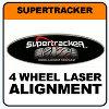Supertracker 4 Wheel Laser Alignment